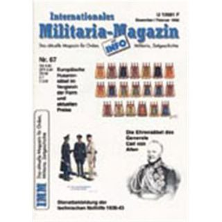 Internationales Militaria-Magazin IMM Nr. 67