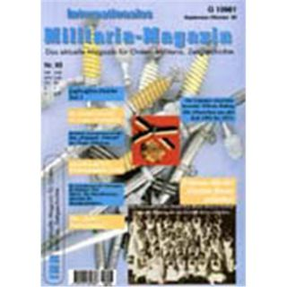 Internationales Militaria-Magazin IMM Nr. 95
