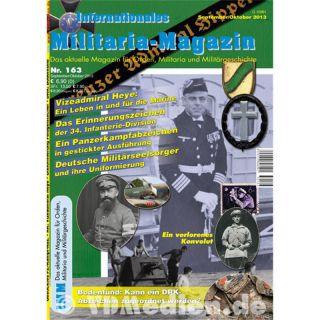 Internationales Militaria-Magazin IMM 163