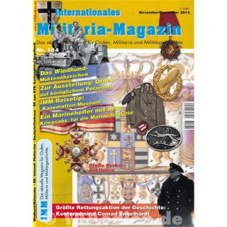 Internationales Militaria-Magazin IMM 164