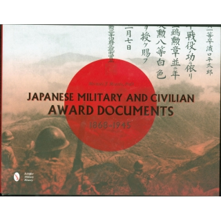 Martin: Japanese Military Civilian Award Documents Abzeichen Dokumente 1868-1945