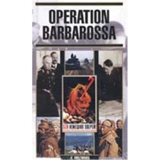 account of operation barbarossa On june 22, 1941 an avalanche of 153 german divisions crash into the soviet  union and the largest military operation in history is begun: operation  barbarossa.