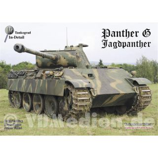 Panther und Jagdpanther - Tankograd in Detail