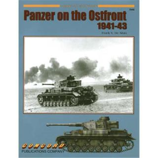 Panzer on the Ostfront 1941 - 1943