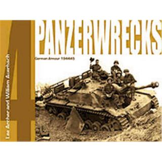 Panzerwrecks 4 - German Armour 1944 - 1945