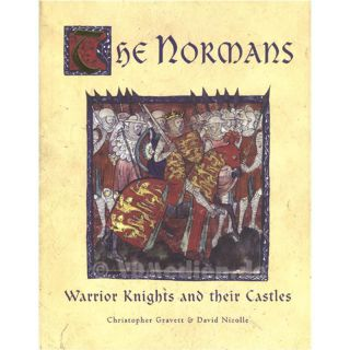 Statt 65,00E jetzt nur 35,00E!  The Normans Die Normannen -  Warrior Knights and their Castles