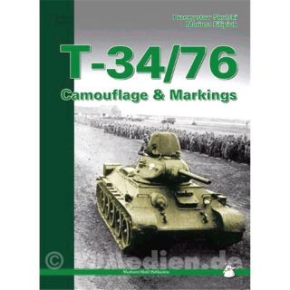 T-34/76 - Camouflage & Markings