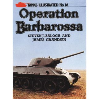 Tank Illustrated: Operation Barbarosse
