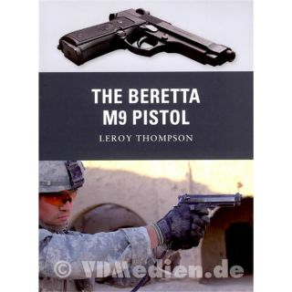 The Beretta M9 Pistol - Leroy Thompson (Weapon Nr. 11)