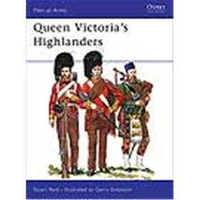 Osprey Men at Arms Queen Victorias Highlanders (MAA Nr. 442)