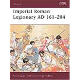 Osprey Warrior Imperial Roman Legionary AD 161-284 (WAR Nr. 72)