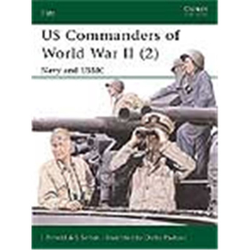 Osprey Elite US Commanders of World War II ( 2) Navy and USMC (Eli Nr. 87)