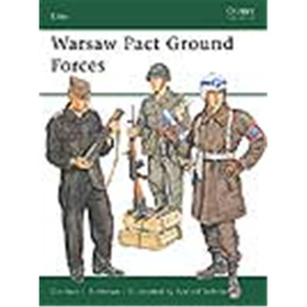 Osprey Elite WARSAW PACT GROUND FORCES (ELI Nr. 10)