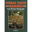 German Panzer Markings from Wartime Photographs