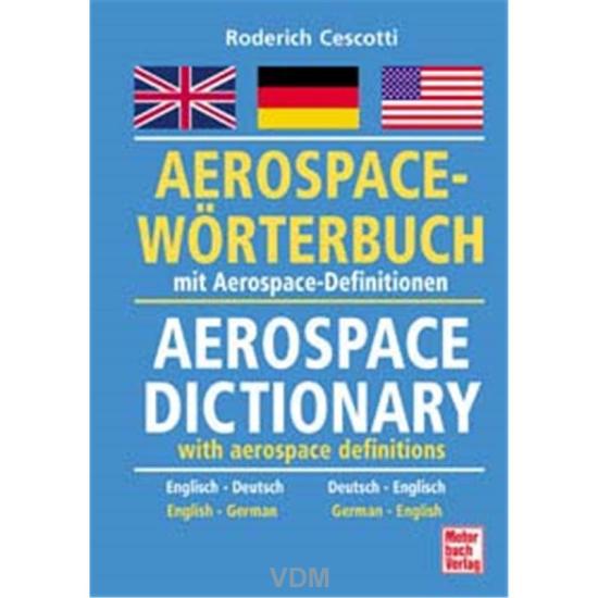 Aerospace w rterbuch mit aerospace definitionen deutsch for Englisch deutsch ubersetzung