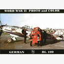 World War II Photo and Color, German Bf 109 - Waldemar...