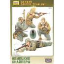 German Snipers Team WWII, Zvezda 3595, M 1:35
