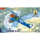 Fokker D.VII (early), Roden 025, M 1:72
