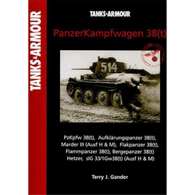 Tanks & Armour - PanzerKampfwagen 38(t)
