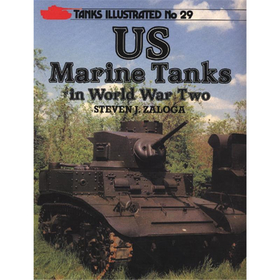 Zaloga Tank Illustrated: US Marine Tanks in World War Two