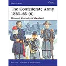 The Confederate Army 1861-65 (6) - Men at Arms 446