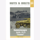 Nuts & Bolts 21: Kanonenwagen SdKfz 251/9 Stummel -...