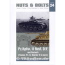 Nuts & Bolts 24: Pz.Kpfw. II Ausf. D/E and Variants...