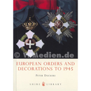European Orders and Decorations to 1945 Duckers