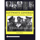 Luftwaffe Generals - The Knights Cross Holders 1939-1945