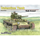 Valentine Tank (Squadron Signal Walk Around Nr. 5722)
