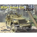 M3A1 Scout Car ( Squadron Signal Walk Around Nr. 5720 )