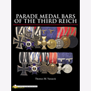Yanacek: Parade Medal Bars of the Third Reich -...