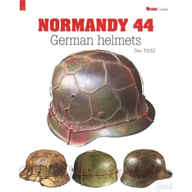 Normandy 44 German Helmets - Dan Tylisz Stahlhelm