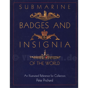 U-Boot Abzeichen / Submarine Badges and Insignia of the world - Pete Prichard