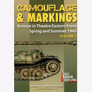 Healy / Camouflage & Markings Volume 1 Armour in Theatre...