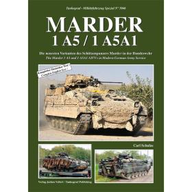 Tankograd 5017 Schützenpanzer SPz Marder Geschichte//Einsatz//Technik BW//Fotos