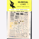 Hi-Decal Line 72-009, F-15E Strike Eagle 1:72 Modellbau...