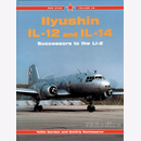 Ilyushin IL-12 and IL-14 - Red Star Vol. 25
