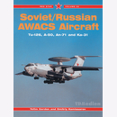 Soviet/Russian AWACS Aircraft - Red Star Vol. 23