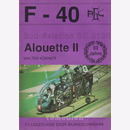 Alouette II - Sud-Aviation SE.3130 (F-40 Nr. 16)...