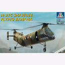 H-21C Shawnee Flying Banana 1:72 Italeri 007