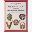 Pandis Flight Badges of the Allied Nations 1914-1918 Vol...