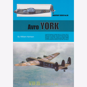 Avro York, Warpaint Nr. 98 - William Harrison