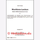 Munitions-Lexikon Band 2: Militär-Patronen ab 10 mm