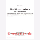 Munitions-Lexikon Band 3: Deutsche Bomben
