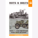 Nuts & Bolts 34: Sd.Kfz.7 - 8 ton Zugkraftwagen...