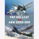F6F Hellcat vs A6M Zero-Sen - Pacific Theater 1943-44...