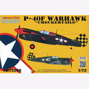 P-40F Warhawk Checkertails, Special Hobby 72298 1:72