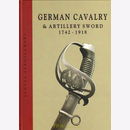 German Cavalry & Artillery Sword 1742 - 1918 - Janusz...