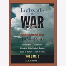 Luftwaffe at War Volume 2 - Blitzkrieg in the West - E....